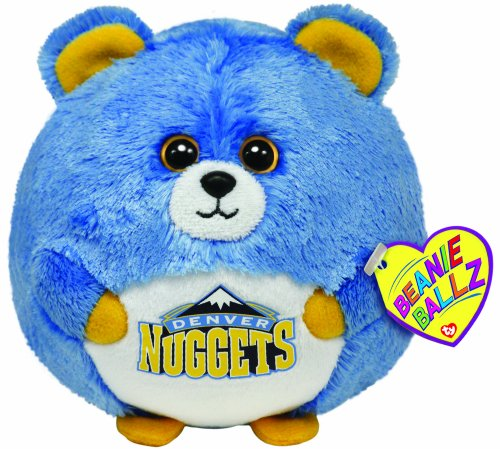 Ty Beanie Ballz Denver Nuggets - Nba Ballz front-737246