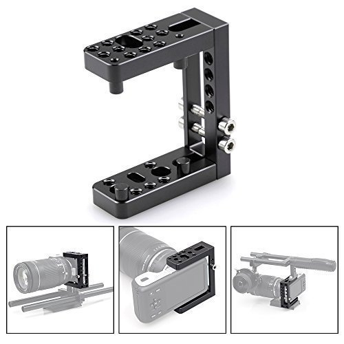 "Smallrig® BMPCC Cage with Standard 1/4""-20 Threads HDMI Lock for Blackmagic Pocket Cinema Camera - 1476"