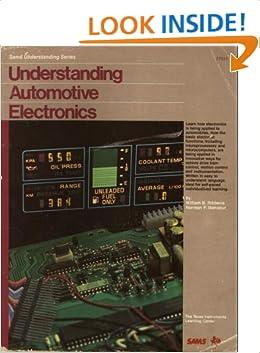 Understanding automotive electronics by william b ribbens