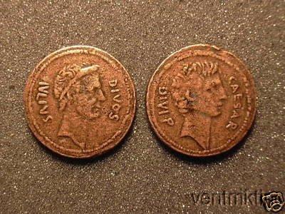 (DD R 20) Julius Caesar Sestertius COPY