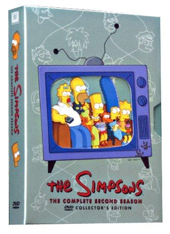 ザ・シンプソンズ シーズン 2 DVD コレクターズBOX