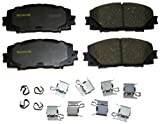 51MV6c8WgiL. SL160  Monroe CX1184 Ceramic Premium Brake Pad Set