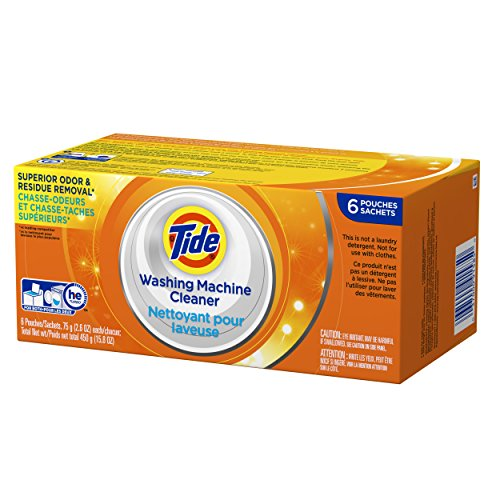 tide high efficiency washing machine cleaner