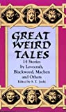 Great Weird Tales (Dover Horror Classics)