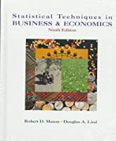 Statistical Techniques in Business and Economics by Mason