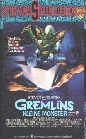 Gremlins - Kleine Monster [VHS]
