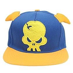 ILU Skull Caps For Men Snapback Caps / Baseball Cap / Hip-Hop Caps