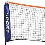 SWT Foldable 5M Mini Badminton Net Wi...