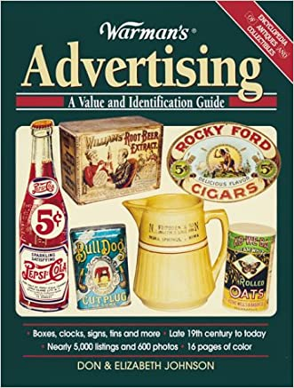Warman's Advertising (Encyclopedia of Antiques & Collectibles)