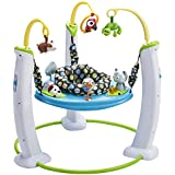 Evenflo Exersaucer Triple Fun Active Learning Center, Life in The Amazon (Discontinued by Manufacturer)