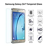 FliFit Tempered Glass For Samsung On7,Samsung Galaxy ON7 Tempered Glass Screen Protector,High Definition,2.5D...