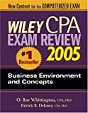 Wiley CPA exam review 2005:Business environment and concepts