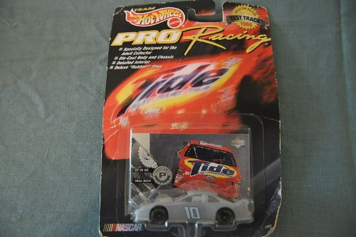 Hot Wheels 1998 1:64 Pro Racing Ricky Rudd Performance Motorsports Tide #10 Ford Thunderbird - 1