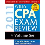 Wiley CPA Exam Review 2011, 4-volume Set (Wiley CPA Examination Review (4v.)) ~ Patrick R. Delaney
