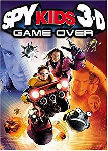 Spy Kids 3-D Game Over (Two-Disc Collector's Series) [Import]