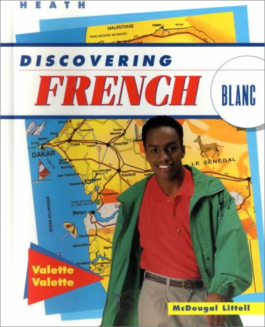 McDougal Littell Discovering French Nouveau: Student Edition Level 2 1998