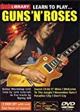 echange, troc Learn to Play Guns'n'roses [Import anglais]
