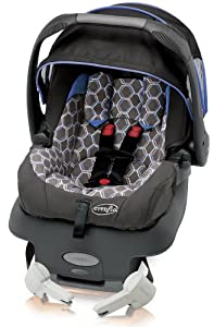 Evenflo Serenade Infant Car Seat, Honeycomb Baja (Discontinued by Manufacturer)