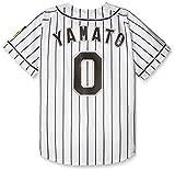 MIZUNO(ミズノ) プリントユニフォーム 大和 背番号0 ホーム 阪神タイガース 12JRMT4110S ホワイト 大和 背番号0 S