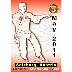 Austria Live Pressure Point Seminar