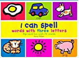 I Can Spell Words with Three Letters (075340172X) by Nilsen, Anna