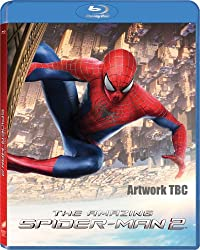 Amazing Spider-Man 2 - Limited Edition with Comic Book (Amazon.co.uk Exclusive) [Blu-ray] [2014]