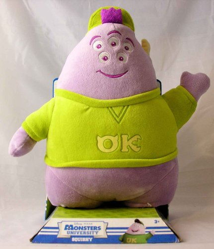 Disney Pixar Monsters University Squishy Plush - 1