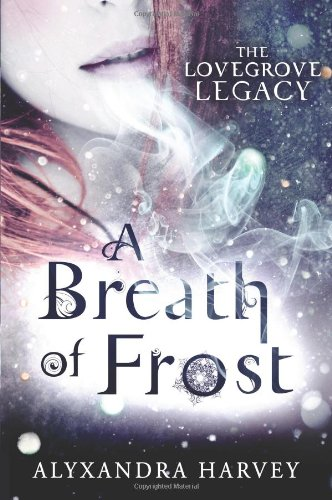 Image of A Breath of Frost (The Lovegrove Legacy)