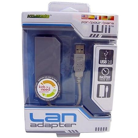 Komodo Wii Internet LAN Adpater