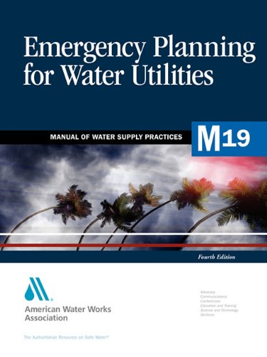 Emergency planning for water utilities