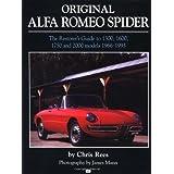 Original Alfa Spider (Original Series) ~ Chris Rees