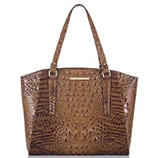 Paris Business Tote<br>Toasted Almond Mebourne