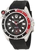 Bulova Men's 98B166 CATAMOUNT Strap Watch