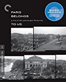 Paris Belongs to Us (The Criterion Collection) [Blu-ray]