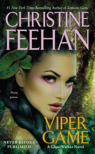 Christine Feehan - Viper Game (Game/Ghostwalker)