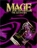 img - for Mage: The Ascension by Brooks, Dierd're, Chambers, John, Woodcock, Lindsay (2000) Hardcover book / textbook / text book