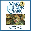 Daddy's Little Girl Audiobook by Mary Higgins Clark Narrated by Jan Maxwell
