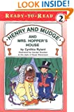 Henry and Mudge and Mrs. Hopper's House (Henry & Mudge)