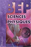 Sciences physiques BEP
