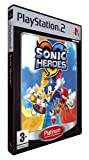 Sonic Heroes - Platinum (PS2)
