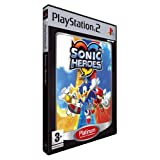 Sonic Heroes - Platinum (PS2)by Sega