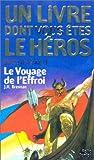 echange, troc James Herbert Brennan - Quête du Graal, tome 4 : Le Voyage de l'effroi