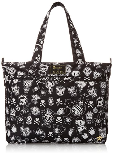Ju Ju Be Super Be Tokidoki Collection Zippered Diaper Bag Tote, The Kings Court
