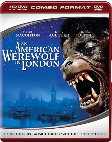 Cover art for  An American Werewolf in London (HD DVD/DVD Combo)