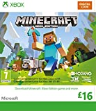 Xbox Live £16 Gift Card: Minecraft for Xbox [Xbox Live Online Code]
