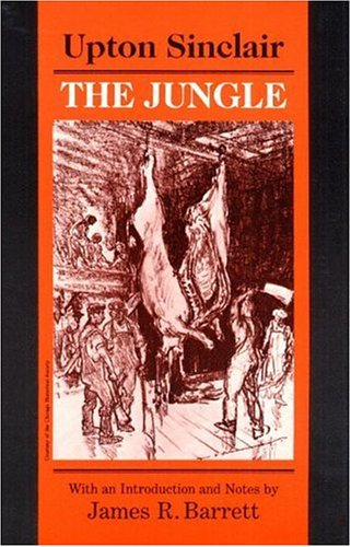 an examination of the jungle by upton sinclair