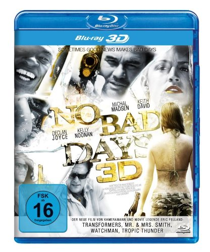 No Bad Days 3D-BluRay [3D Blu-ray]