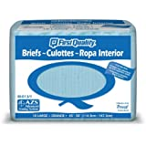 First Quality Total Care IB Adult Briefs, Large, 18 Count