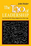 Image of The Tao of Leadership: Lao Tzu's Tao Te Ching Adapted for a New Age