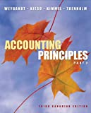 Accounting Principles, Part2, 3rd Canadian Edition